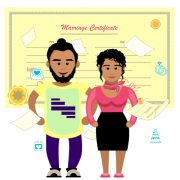 foreign marriage certificate translation