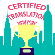 certified translation company in New York