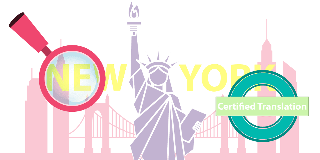 certified translation in New York
