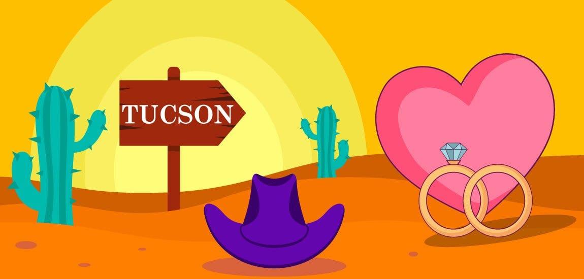 marriage license tucson arizona