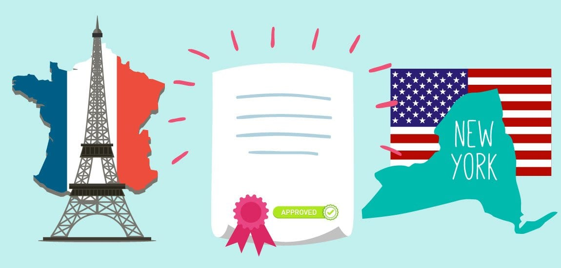 certified french translation services new york