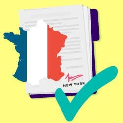 new york certified translation services french